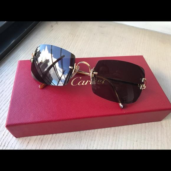 9d1dbf1de25e Cartier Accessories - Vintage Cartier Sunglasses